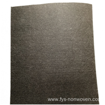 Non-Woven For Sound Absorption